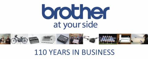 Brotherly love - Brother 110 ans 'at your side'