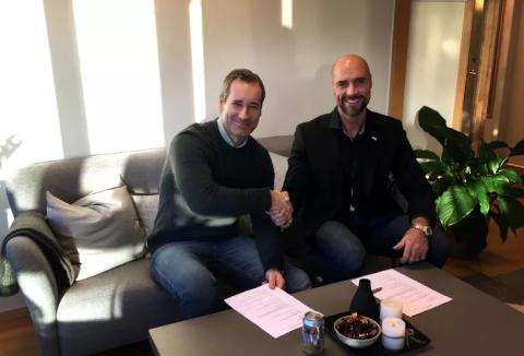 Skruvat.se förlänger samarbetet med Svensk Bilsport
