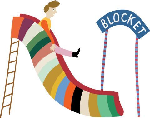 Blocket illustration