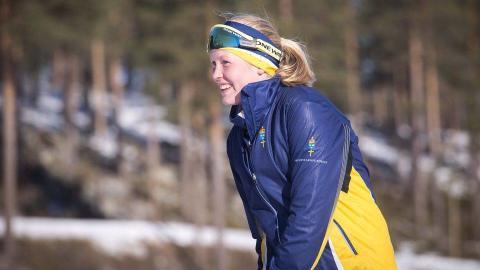 Umåestudent till det första Student-VM i skidorientering