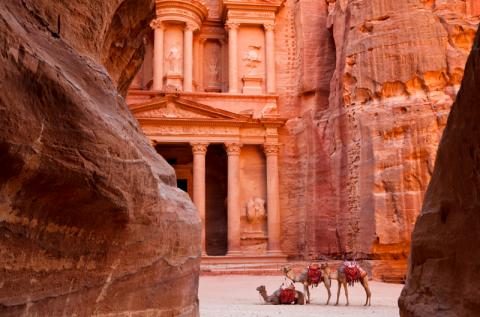 The Adventure Travel Trade bliver holdt i Jordan