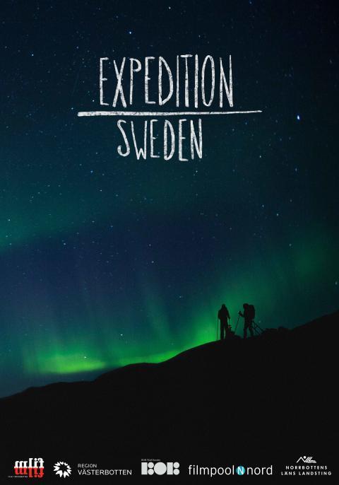 Sverigepremiär på dokumentären Expedition Sweden