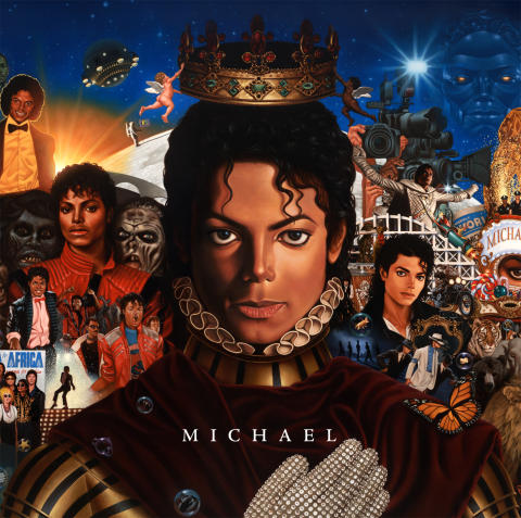 MUCH ANTICIPATED NEW ALBUM FROM THE KING OF POP