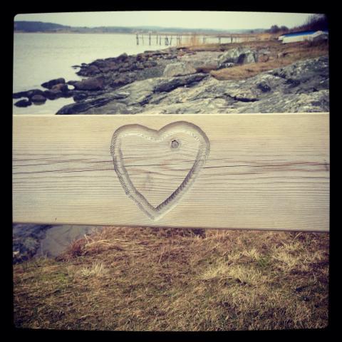 Hjärta av Maria Hurtig