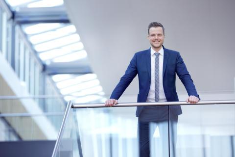 Harald Bjugstad-Holm, hållbarhetsdirektör på Nordic Choice Hotels.