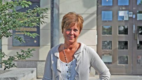Susanne är Umeå kommuns nya fastighetschef