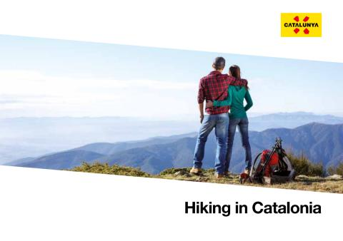 New catalogue - Catalonia is Hiking