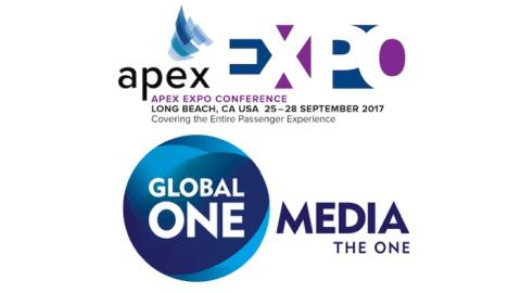 Global ONE Media present at the APEX long beach 25-28 September 2017