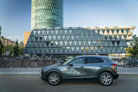 Mazda CX-30 i Machine Gray