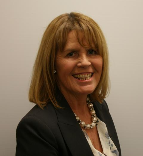 Councillor Jacqui Beswick, Cabinet Member for Housing and Environmen, at Rochdale Borough Council