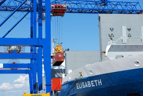 Transatlantic satsar på Norrköpings hamn i ny Englandstrafik