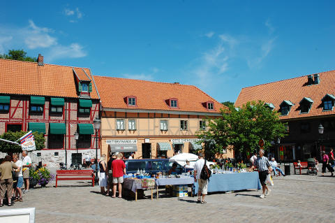 Destinationen in Schweden – Ystad