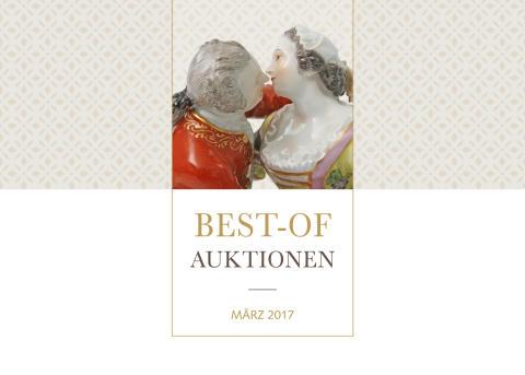 Best-Of März: Auktionshaus Eppli versteigert ausgewählte Objekte