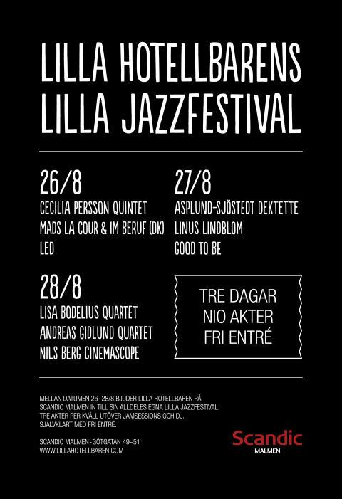 Lilla Hotellbarens Lilla Jazzfestival