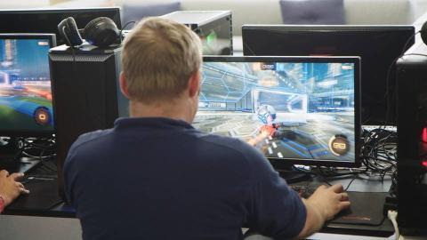 Over 1000 mennesker har satt spillerfaring på CV-en hos Manpower
