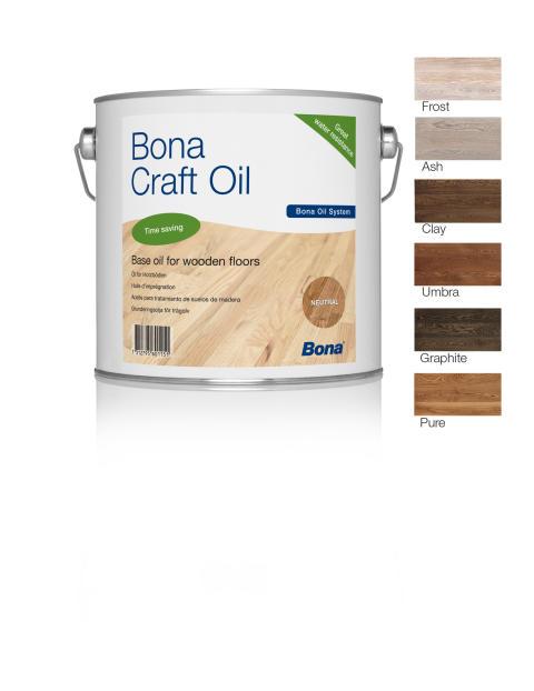 Bona Craft Oil - grundolja