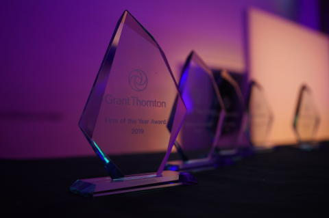 "Grant Thornton utsett till ""Firm of the year"""