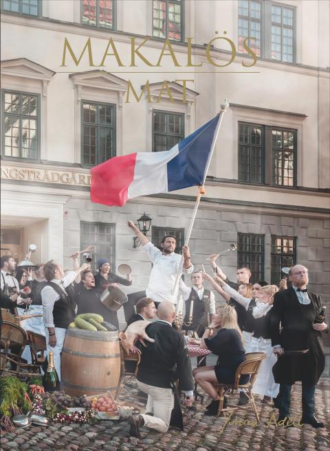 Kokbok med kärlek till det franska köket