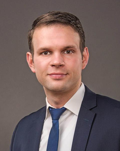 Hoteldirektor Robert Bauer