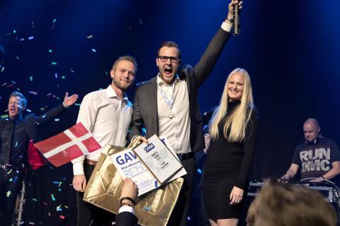Jonas fra Viborg er Danmarks bedste JYSK-elev