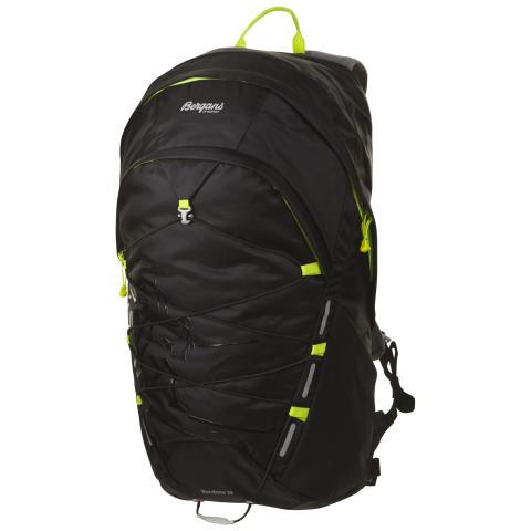 Rondane 26 L - Black/Neon Green