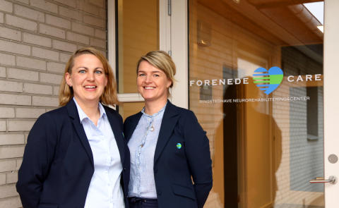 Centerchefen for Ringstedhave og direktøren for Forenede Care.