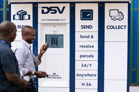 Publication of the 2016 Annual Report of DSV