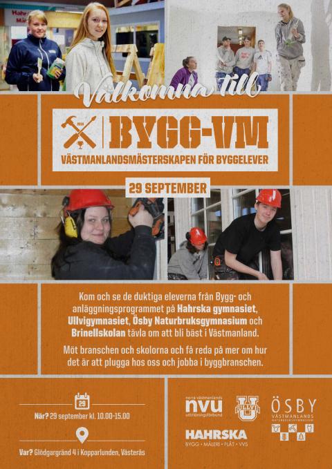 Inbjudan till Bygg-VM