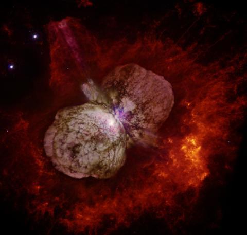 Fysiker i spänd väntan inför utbrott i Vintergatan