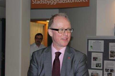 Lars Bryntesson nytt kommunalråd i Sigtuna kommun