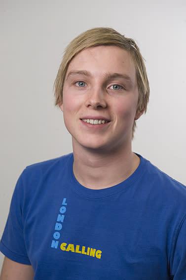 Christoffer Lindhe, simning