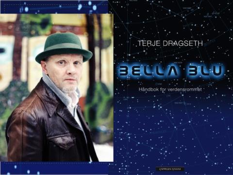 Norsk sci fi-diktsamling utgis i Tyskland