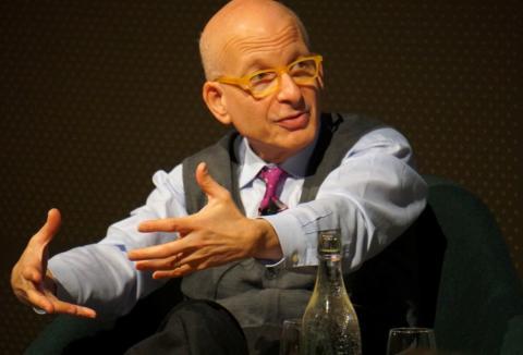 Seth Godin Avauksen lounastilaisuudessa: Jokainen on markkinoija