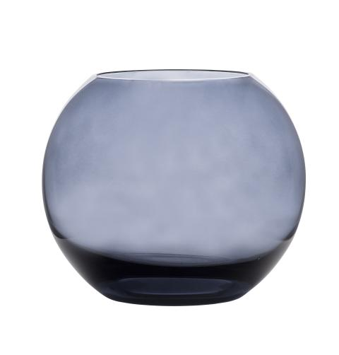 Sans Novo 220mm blå Hadeland Glassverk