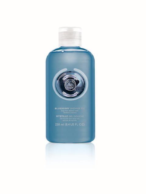 Blueberry Shower Gel