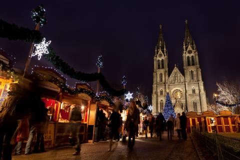 Enjoy the most beautiful Christmas markets