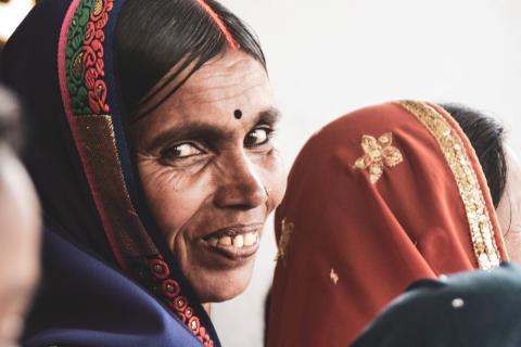 Kvinnors ledarskap – Indien