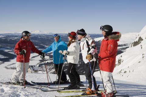 SkiStar AB: SkiStar satsar på skräddarsydda upplevelser