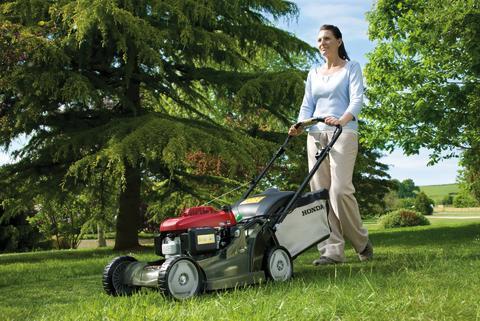 Hondas gräsklippare är Bäst i test!