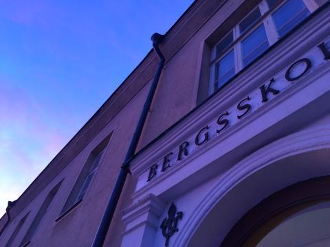 Lokal pressträff: Räddningsaktionen för Bergsskolan, Filipstad