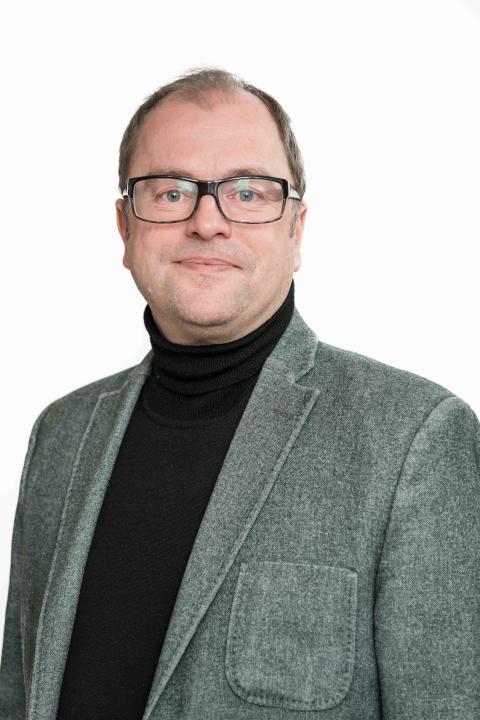 Benny Enholm förvaltningschef och vice vd