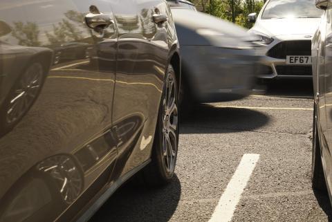 Ford Focus ryggekamera 2018
