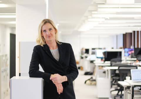 Trustly ansetter Ulrica Falkenberg for å doble arbeidsstyrken