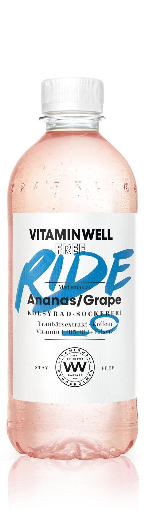 Vitamin Well Free Ride