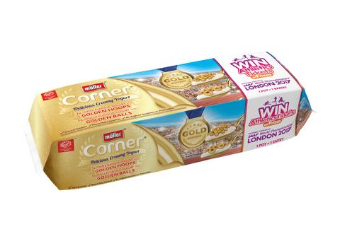 Corner Crunch Gold