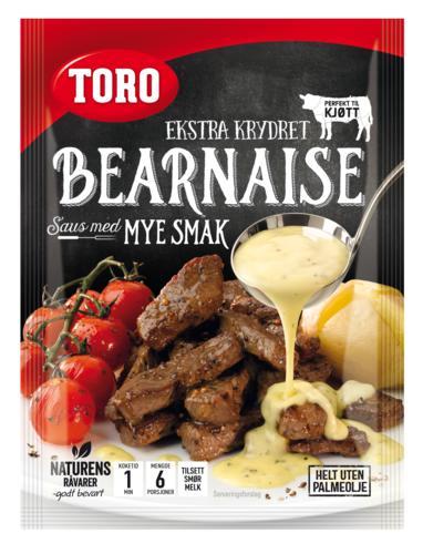 TORO Bearnaise Ekstra krydret