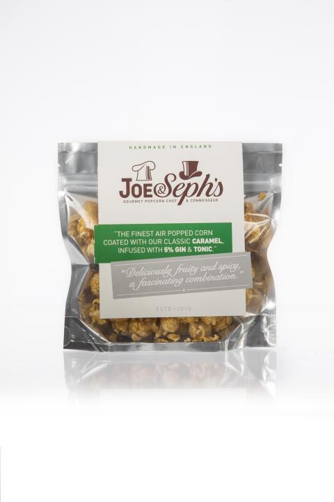 Joe & Sephs uppfriskande popcornnyhet har över 100 år på nacken