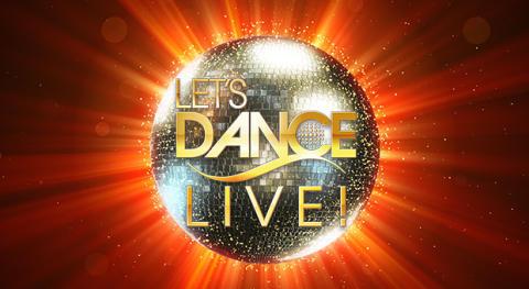 Skådespelaren och underhållaren Pia Johansson klar för Let's Dance Live