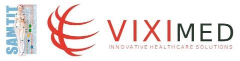 VIXIMED ställer ut på SAMTIT 2018 på Svenska Mässan i Göteborg den 25-27 april