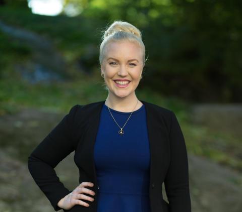 Alexandra Davidsson, medvetenkonsumtion.se